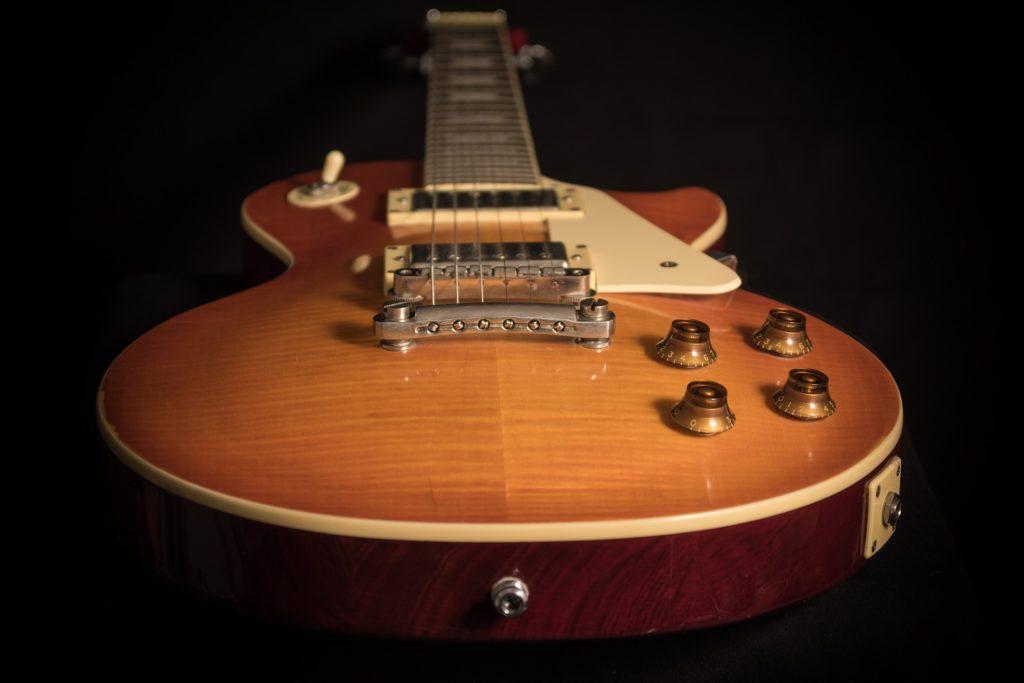 Nashville Session Guitarist   Remote Session Guitarist   les paul