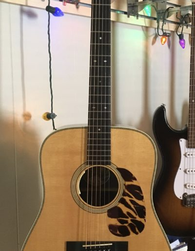 Andrew Timothy's 2003 Collings D2H
