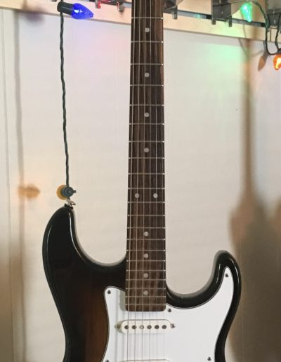 Andrew Timothy's G&L Legacy USA