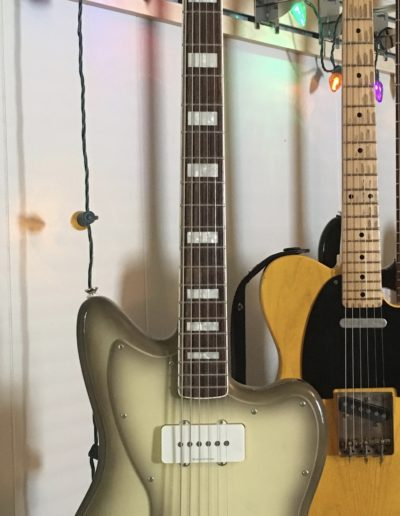 Andrew Timothy's Squier Vintage Modified Jazzmaster Baritone