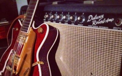 The Unlikely Story of my 1965 Deluxe Reverb